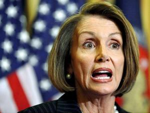 Nany Pelosi's ignorance shines through once again