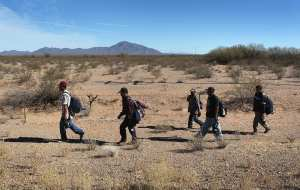 Illegal Southwest border crossings down 40% during Trumps first two months