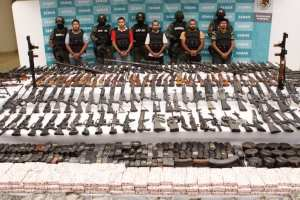 America's second gravest threat: Mexican Drug Cartels