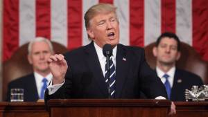 My reaction to Donald Trumps historic speech