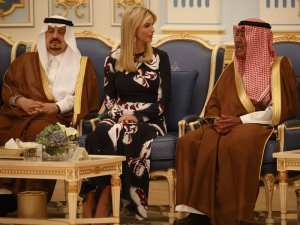 MSM FAIL: Ivanka isn't receiving 100 million from Saudi Arabia