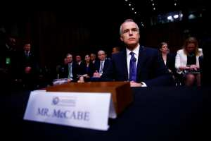 Report: IG has sent criminal referral for Andrew McCabe to US attorney office