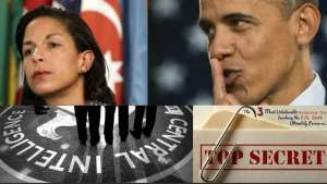 Breaking: Susan Rice's lawyers are requesting immunity