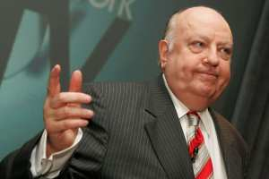 Slate editor Sam Adams rejoices over death of Roger Ailes then deletes tweet