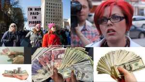 San Francisco Chronicle: Some Bay Area anti-Trump protestors paid to protest