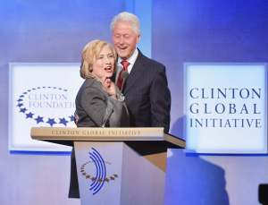 Foundation's Board Gave Clintons Lifetime Rule Over $109M Non-Profit
