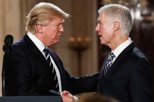 "CNN admits: ""Justice Neil Gorsuch delivering as Trump's promised conservative"""