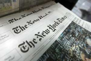 New York Times Pushes Debunked Notion That Sarah Palin Inspired Giffords Shooting