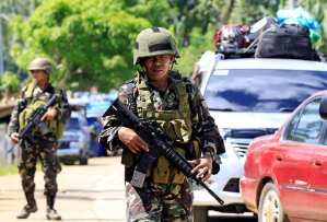 Philippines: Islamic State forces women to become sex slaves and orders hostages to convert to Islam