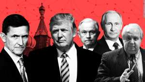 Study: TV News 'Obsessed' With Russia Investigation