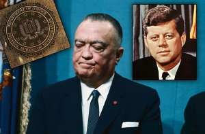 Enquirer: New documents show J Edgar Hoover had JFK assassinated