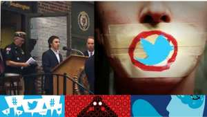 Twitter is beginning​ its censorship of The Palmieri Report