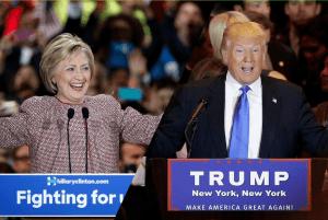WATCH: Trump pleads Hillary to run again 2020!