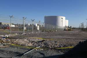 Report: Las Vegas Strip shooter targeted aviation fuel tanks