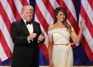 New report shows just how dedicated Melania Trump is to her husband