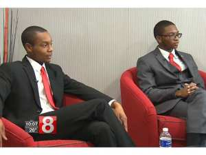 CONGRATS! 20-Year-Old Friends Become Youngest Black Republicans Elected in Connecticut