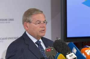 "WATCH: Senator Menendez thanks the media for being ""kind"" to him"