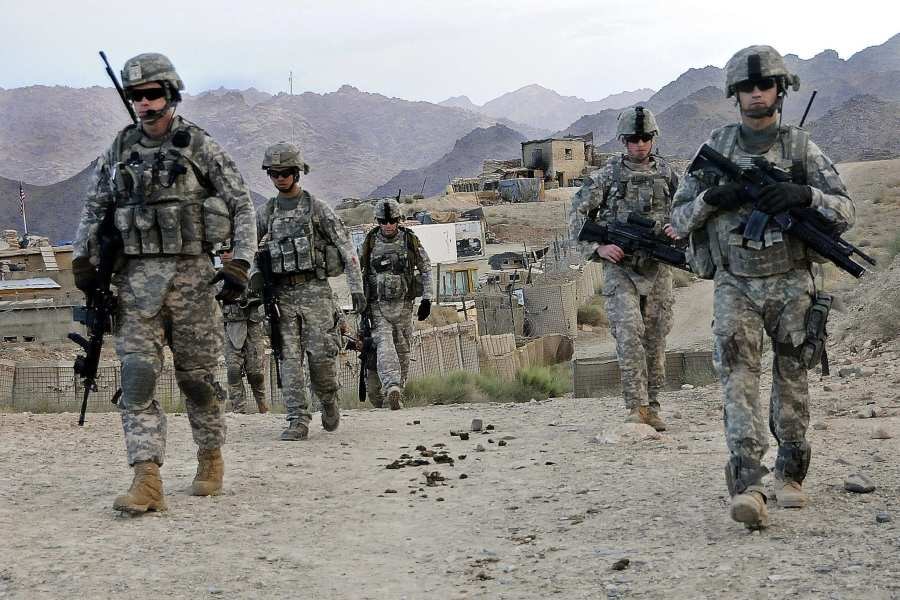 Report: American Taxpayers pay around 90% of Afghanistan's defense budget