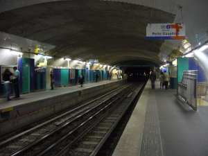 NO GO ZONES: Paris Metro drivers refuse to stop at certain stations