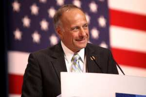 """Rep. Steve King: """"I have long said it is worse than Watergate. It was"""""""