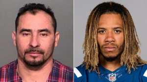 Colts LB Edwin Jackson killed by drunk illegal alien driver