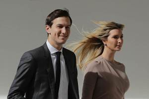 Report: Trump privately asked Gen. Kelly to help in moving out Jared and Ivanka from WH