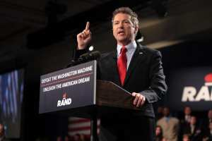 Rand Paul lays out some of the waste in GOP turncoat spending bill