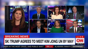 CNN ADMITS: Solution in North Korea would make Trump 'great President'