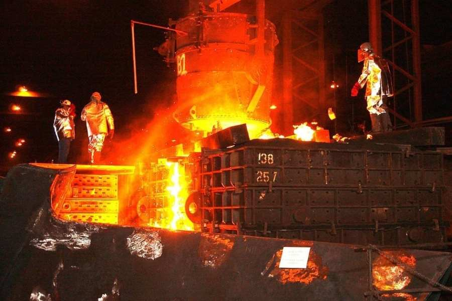 U.S Steel calling back approximately 500 workers thanks to Trump Tariffs
