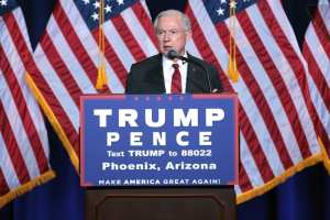 Trump attacks AG Jeff Sessions over Russia Probe recusal