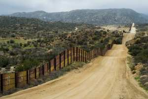 Over 50,000 people were stopped crossing U.S-Mexico border last month