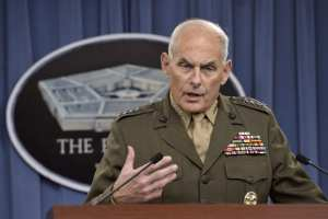"Gen. Kelly blast MSM: Their sources are ""dishonorable"", ""low-level"""