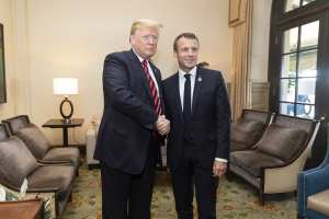 Report: Trump asked France to leave the EU