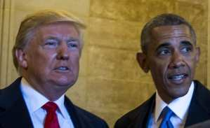 Report: Obama worried about firing up Trump's base while campaigning
