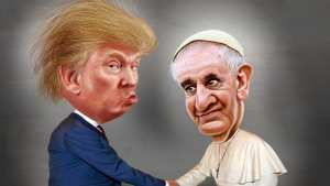 POPE FRANCIS: Immigration issue existed under Obama