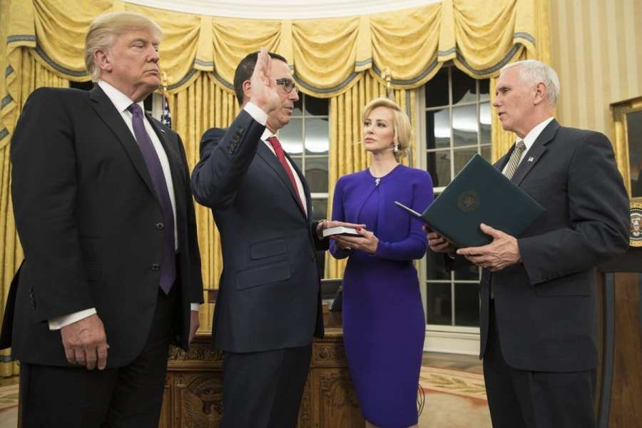 Report: Trump administration looking into Capital Gains Tax changes