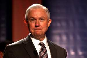SESSIONS ON THE ATTACK: Actions of DOJ will not be improperly influenced by political considerations
