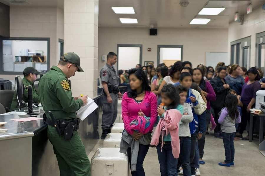 Unaccompanied Minor Illegal Border crossings down 23% in July