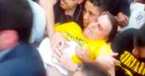 'Brazilian Trump' stabbed by left-wing terrorist during rally