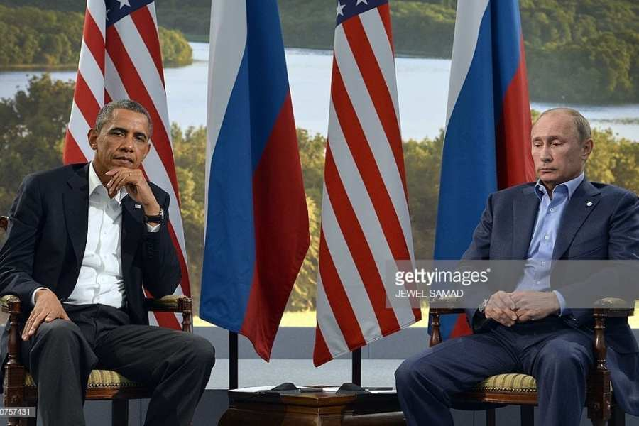 Bob Woodward: British PM Thought Obama Was Too Weak to Deal With Putin, Assad