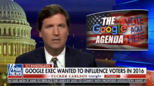CAUGHT! Emails reveal Google execs trying to get Hillary elected