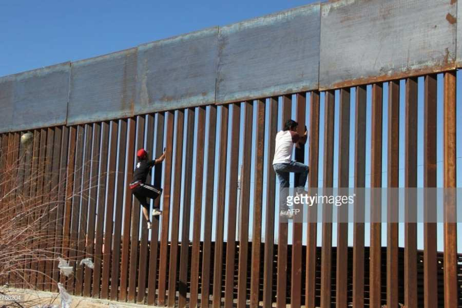 WALL! Over 2k migrants apprehended at ONE border area in 3 days