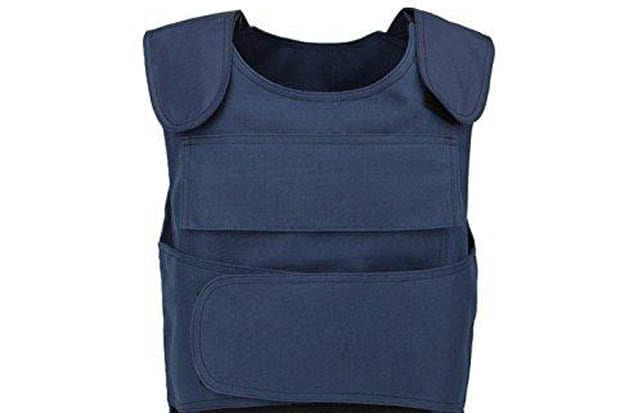 GUN CONTROL! London parents buying kids stab-proof vests