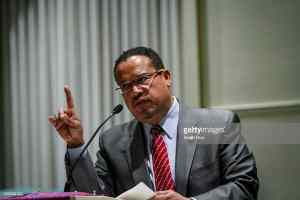 UH OH! DNC CO-CHAIR Keith Ellison now tied with GOP'S Wardlow after assault allegations