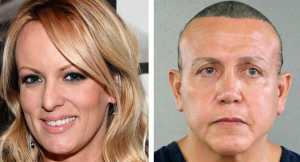 WHAT? 'MAGABOMBER' worked at same strip club as Stormy Daniels