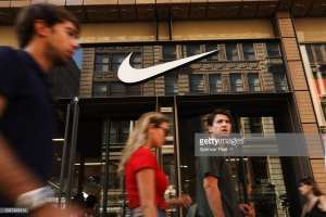 SHOCK! Nike BIGGEST loser, stock falls 6.8% after DOW Plummets
