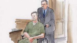 WHAT? Paul Manafort shows up to court in wheelchair