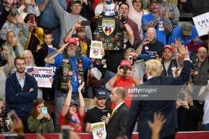 MAGA! Trump approval rating hits 51%