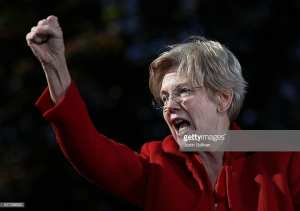 LOL! Elizabeth Warren DNA test shows she might only be 1/1024th Native American