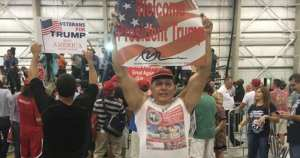 ALLEGED 'MAGA BOMBER' CESAR SAYOC ONLY FOLLOWS LEFT-WING PEOPLE ON TWITTER